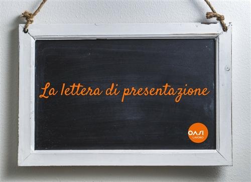 La Lettera Di Presentazione Incornicia Il Tuo Racconto